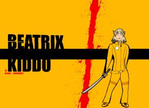 beatrix kiddo s sword beatrix kiddo sword
