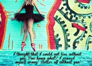 Cute Dance Quotes Tumblr Most popular tags for this