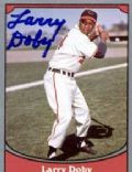 Larry Doby » Relationships