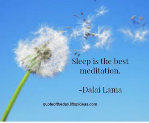 sleep-best-meditation-dalai-lama-quotes-pics-words-on-images