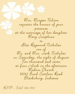 Wedding card sayings