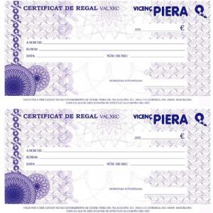 Cheque Portador Emitido