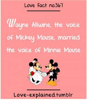 mickey and minnie mouse love quotes