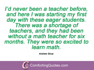 Quotes And Sayings By Andrew Shue