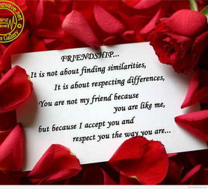 Happy Friendship Day Quotes, Messages, Greetings 2014