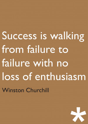 Entrepreneur Quotes Churchill