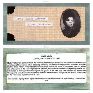 Ida B. Wells Quotes   The Creative Beast: Currency of Strength - The ...