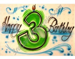 Happy 3rd Birthday - Lindsey Ann Morgan Pitcher !!