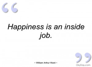 William Arthur Ward Quote About Happiness Daily Quotes Genius