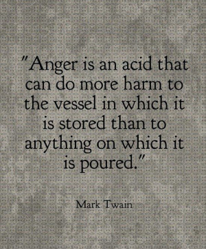 ... of anger you me the things sin way to realize that letting go of anger
