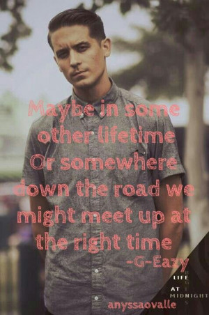 Eazy Lyric Quotes G-eazy marilyn lyrics ♥