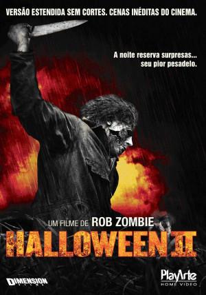 Dvd Halloween 2 - Rob Zombie