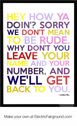 Hey-how-ya-doin-Sorry-we-don-t-mean-to-be-rude-Why-don-t-you-leave ...