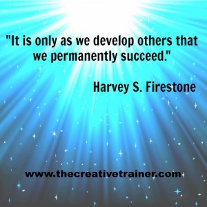 Learning Quotes – Harvey S. Firestone