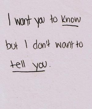 crush, feelings, love, quote, shy, words