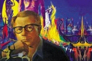 Ray Bradbury was born on this day in 1920.