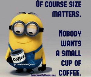 Funny Minion Quotes Coffee jpg