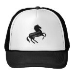 Feeling Down? Saddle Up! Fun Quote for Horse Fans Trucker Hats