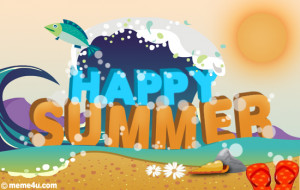 summers, happy summers wish, happy summer