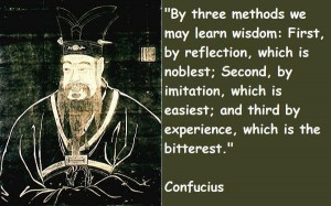 Confucius quotes love funny
