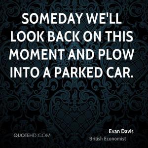 Evan Davis Car Quotes