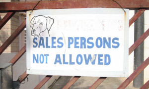 """How To Say """"No"""" To a High-Pressure Sales Person (Or Anyone For ..."""