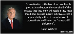 quote-procrastination-is-the-fear-of-success-people-procrastinate ...