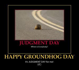 Groundhog funny