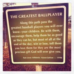 The Baseball Mom Rules
