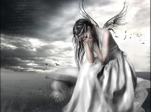 Sad Songs Crying Angel Pictures