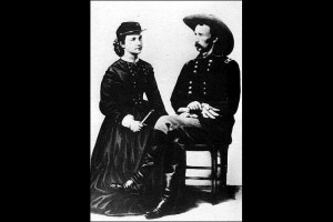 George Armstrong Custer Wallpaper