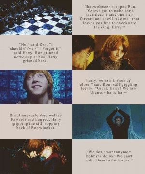 Famous Ron Weasley quotes