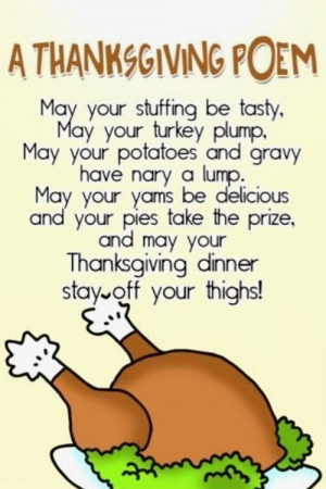 Funny Thanksgiving Quotes, Funny Quotes