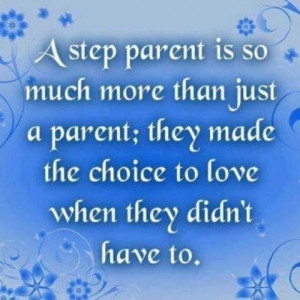 parenting quotes for step parent : Step parenting quotes