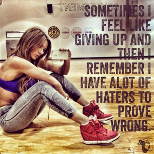 ... remember I have a lot of haters to prove wrong. #soulful #quotes