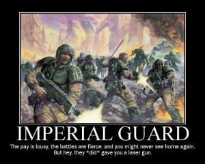 Imperial guard quote image - Dark Force,Science Fiction,Fantasy, Fan ...