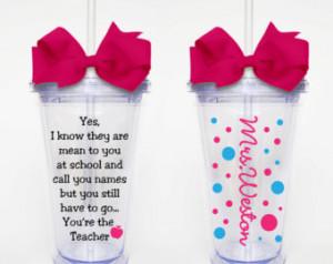 Funny Preschool Teacher Quotes You're the teacher funny