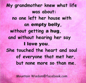 My grandmother(s). Miss them dearly.