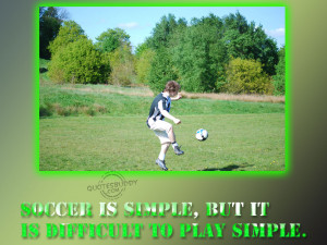 Soccer Quotes Graphics, Pictures