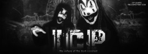 Insane Clown Posse Return of The Dark Carnival Facebook Cover