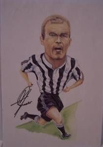 Details about GENUINE ALAN SHEARER SIGNED PICTURE