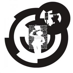 Aoko › Portfolio › Kaito KID quotes logo