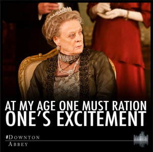 Dowager Countess Grantham, Violet Crawley
