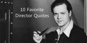 Favorite Director Quotes- Relay Race