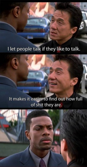 funny pictures listen to people jackie chan wanna joke.com