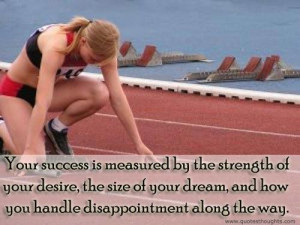 motivational quotes thoughts strength desire dream disappointment ...