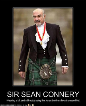 Funny Sean Connery Pictures (13 Pics)