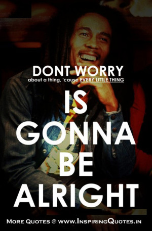 Inspirational Quotes by Bob Marley with Picture Bob Marley Messges ...