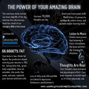 ... these steps there are some other ways to improve your brain power