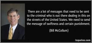 More Bill McCollum Quotes